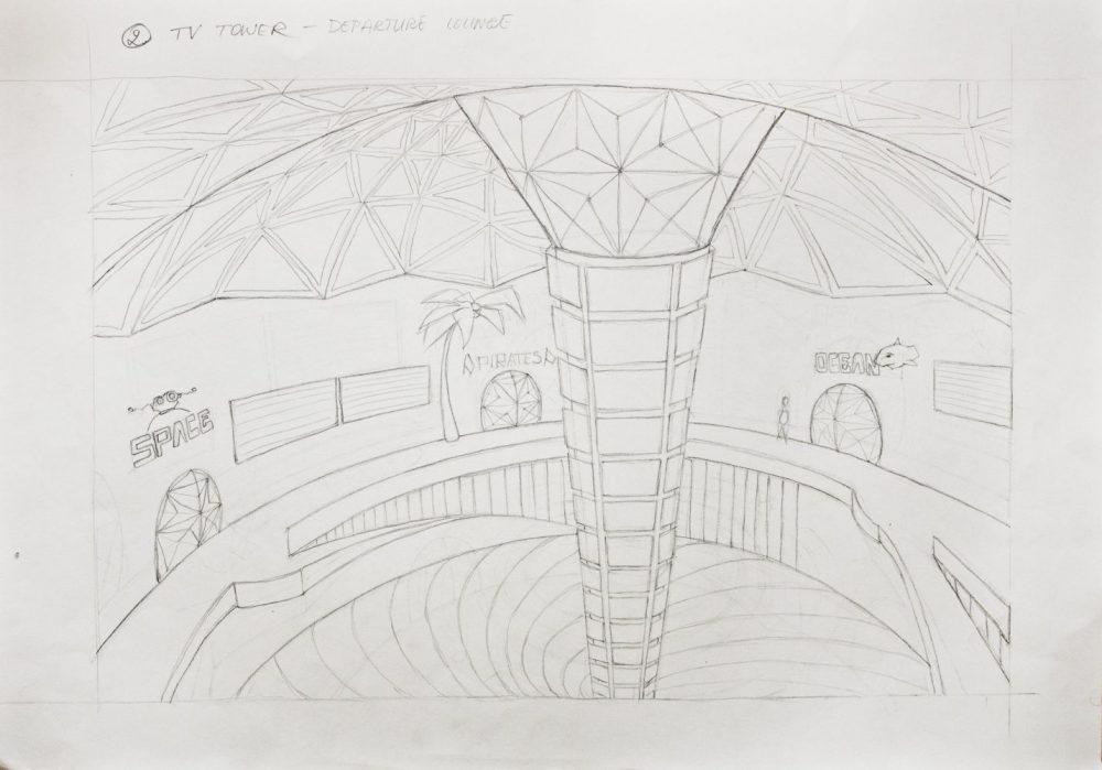 Timeport (Theme Park Concept)