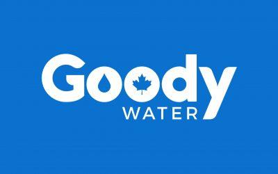 Goody Water Branding