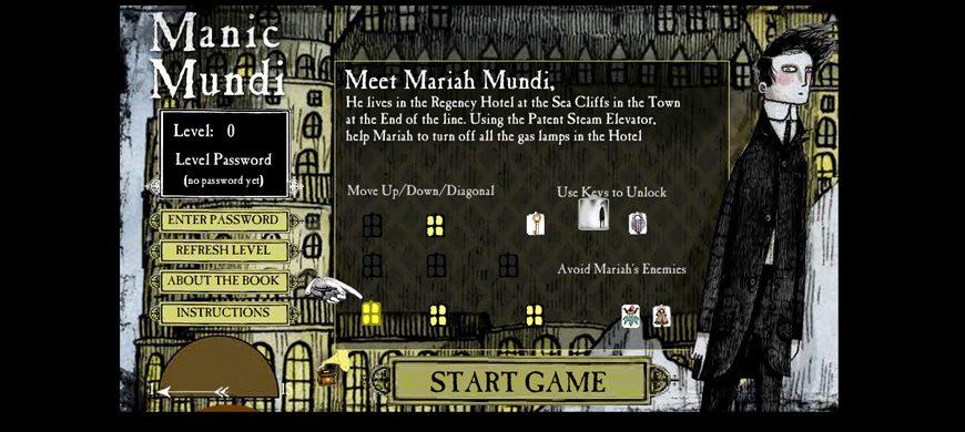 Manic Mundi game