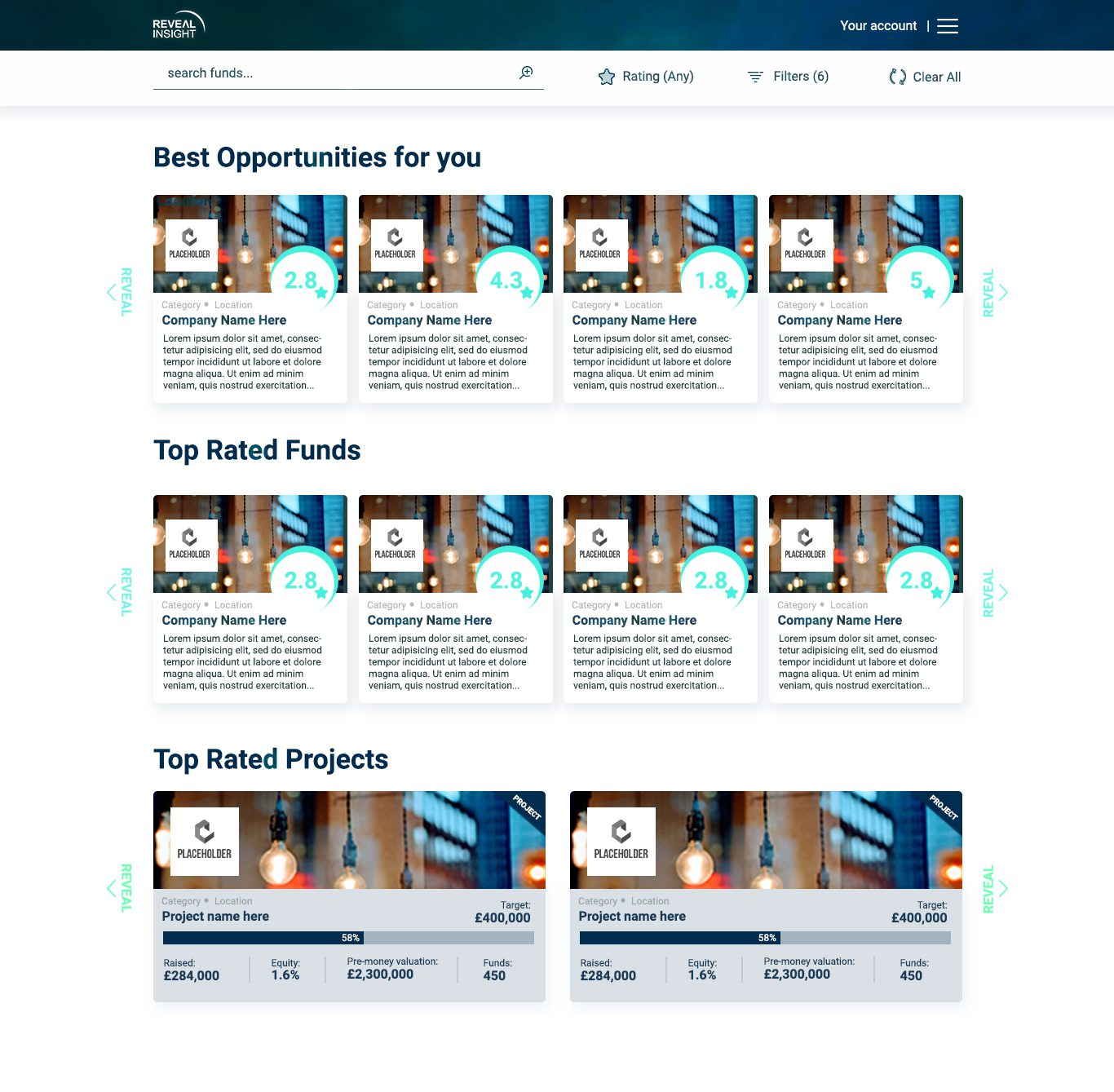 GDS website by Practically.io - Experts in web design and development